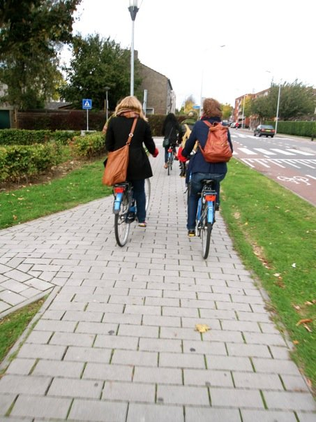 The Netherlands is a great place to au pair if you like biking, learning a new language, and potatoes